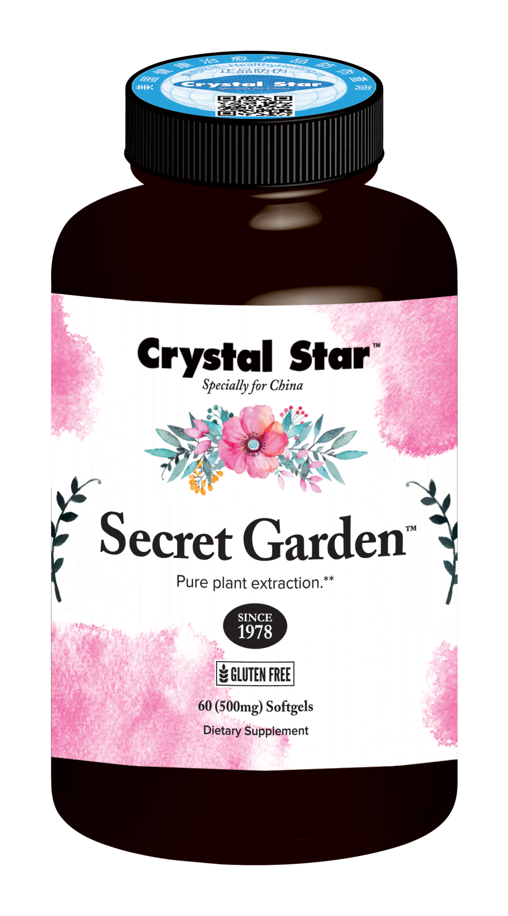 Crystal-Star-Secret-Garden