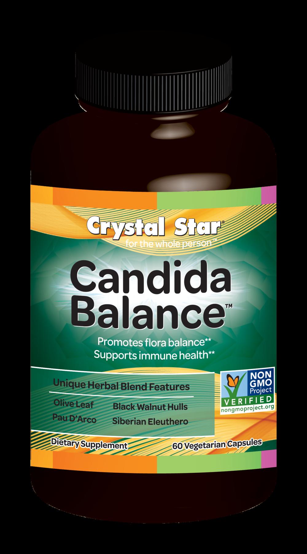 #12   Candida Balance