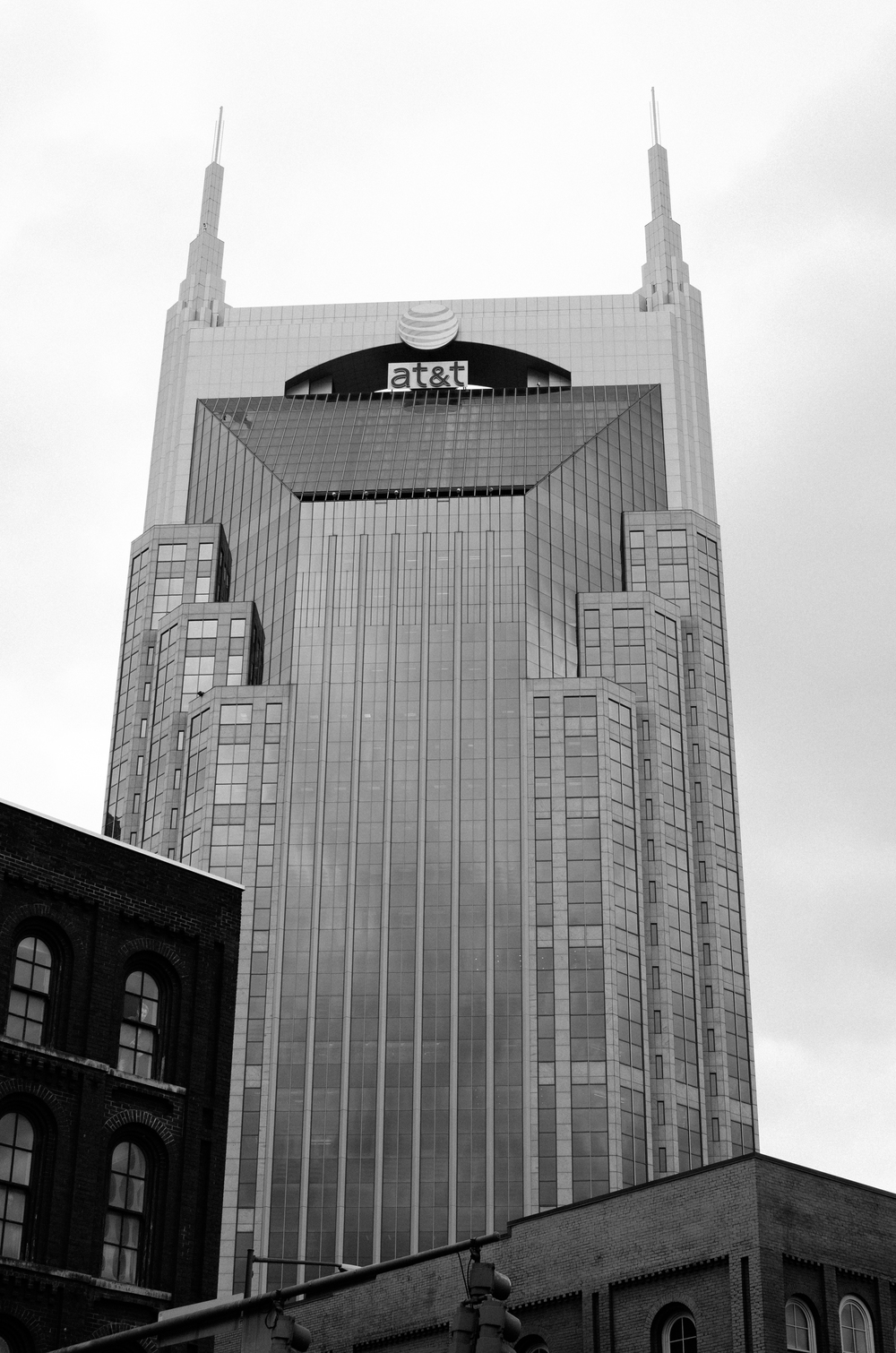 Batman building Nashville, TN