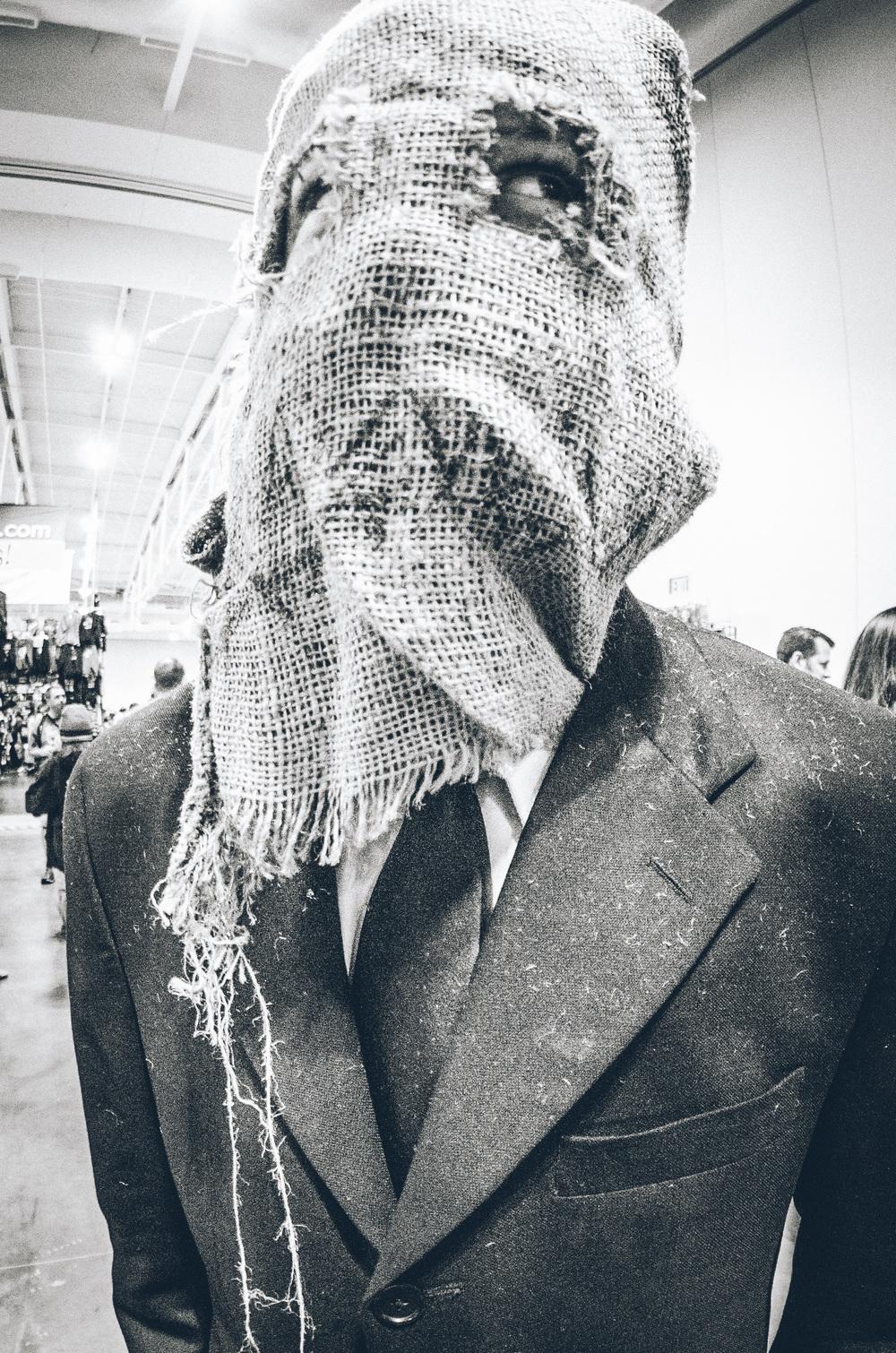 Strangers - Comic Con 2014