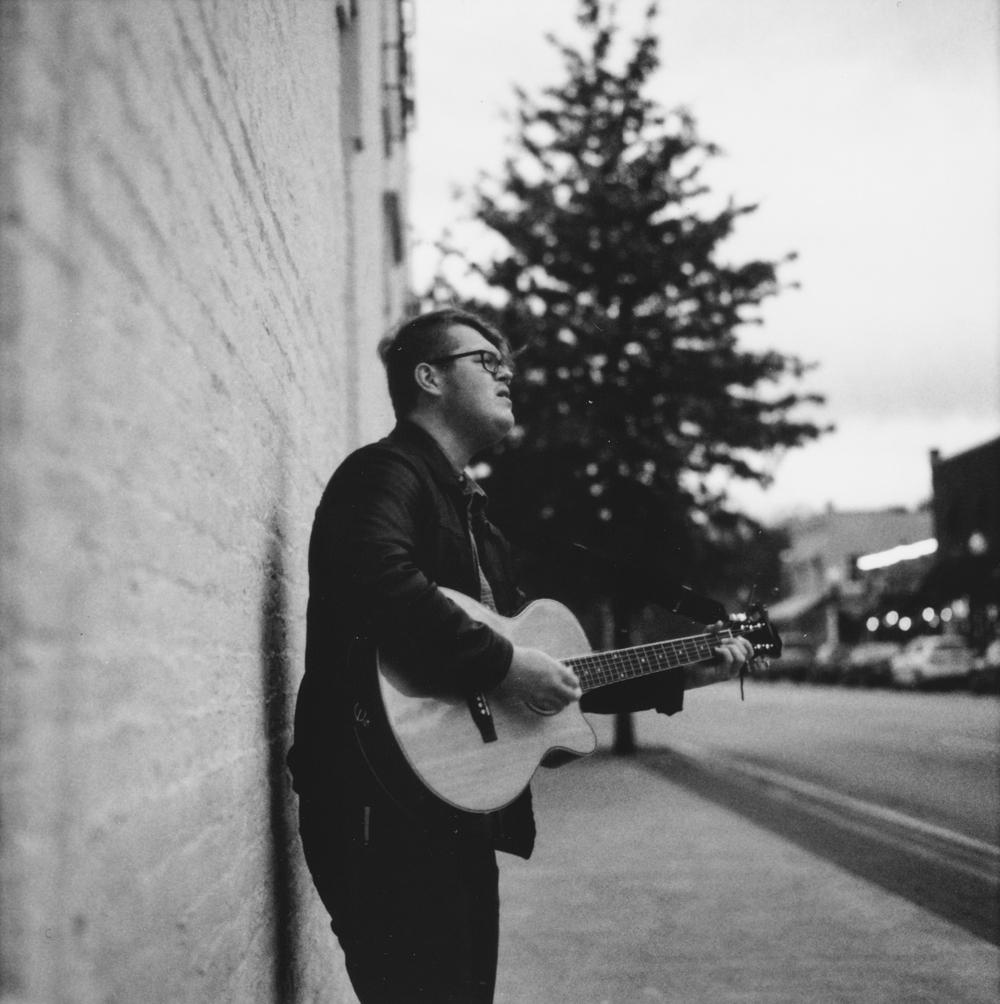 Street Performer. 12/26/14