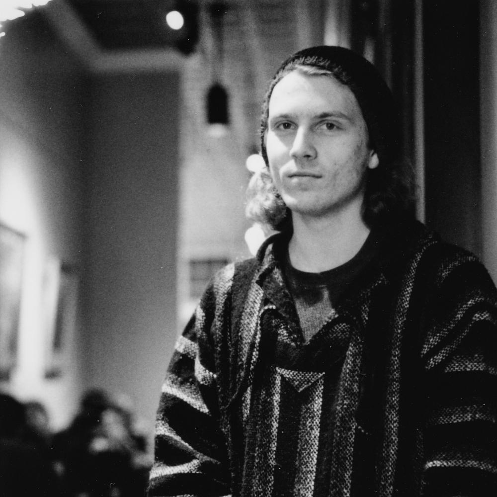 Starbucks Portrait - 1/7/15