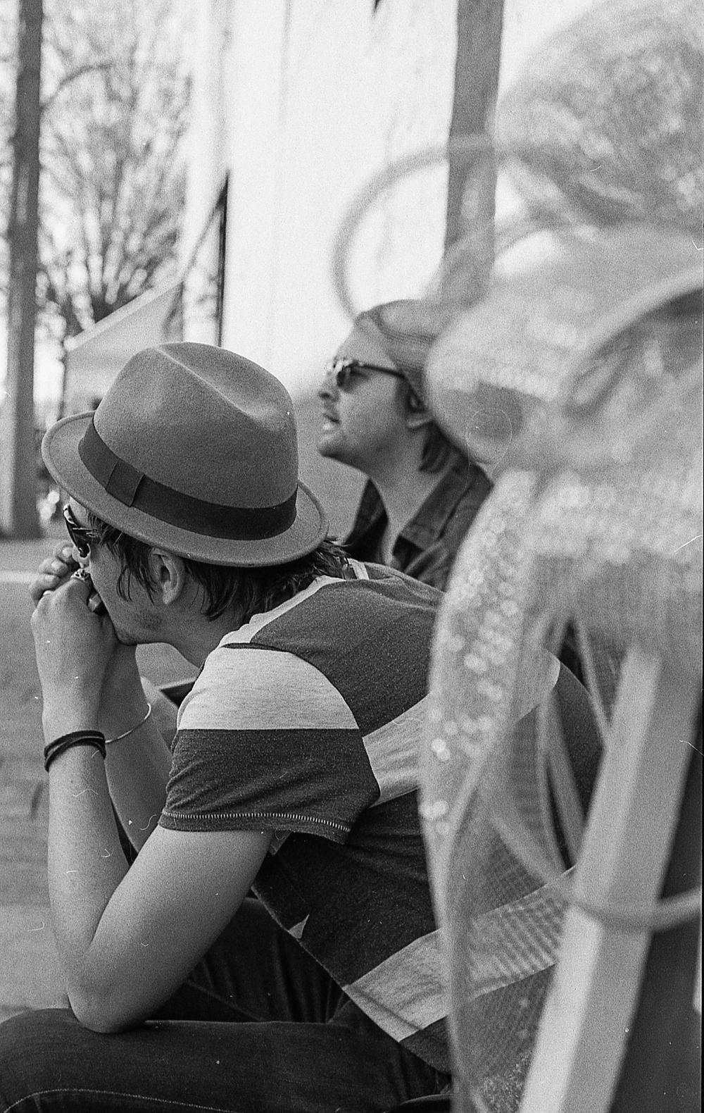 Kodak Tri-X 35mm - 4/04/2015