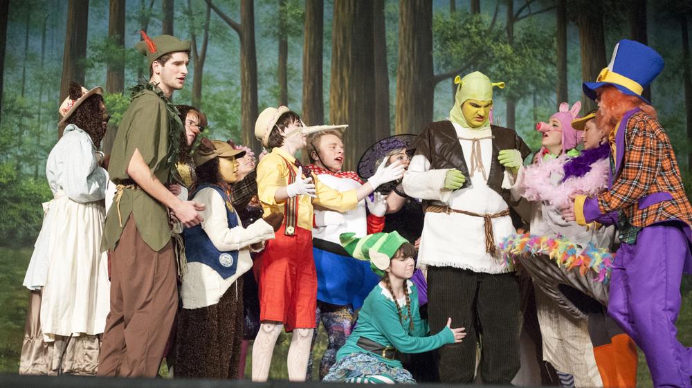 St. Catherine's 2106 Spring Musical Shrek