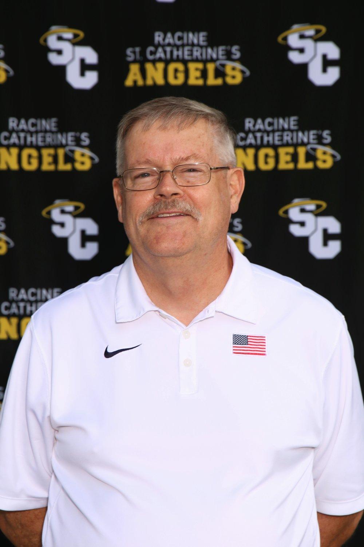 Coach Tom Scheller