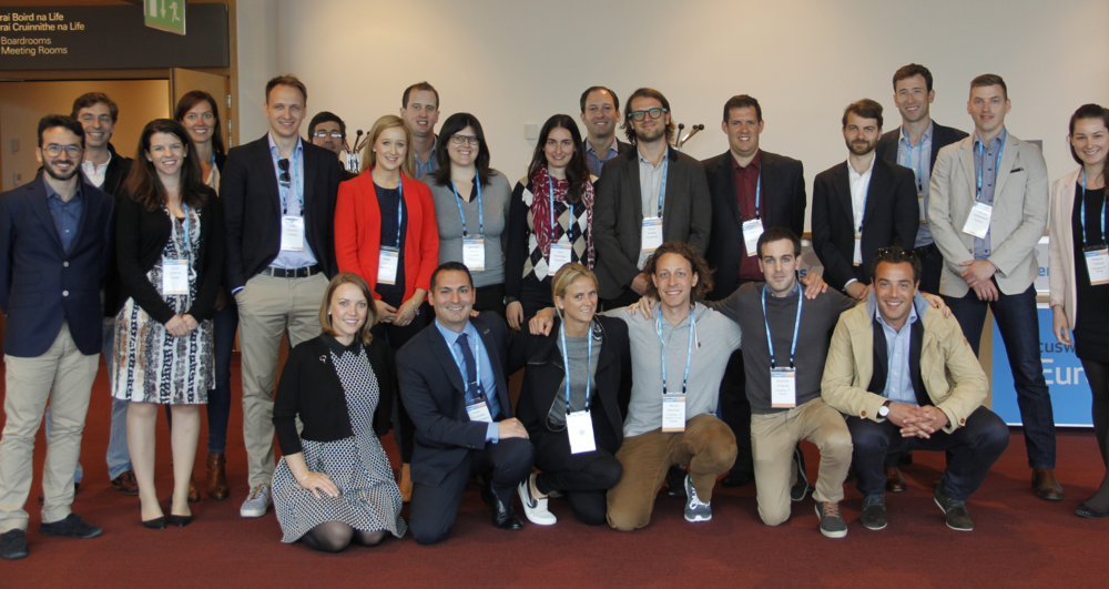 The 2015 Young Leaders Summit at Phocuswright Europe