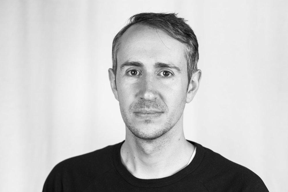 Nick Barger - bass, vocals