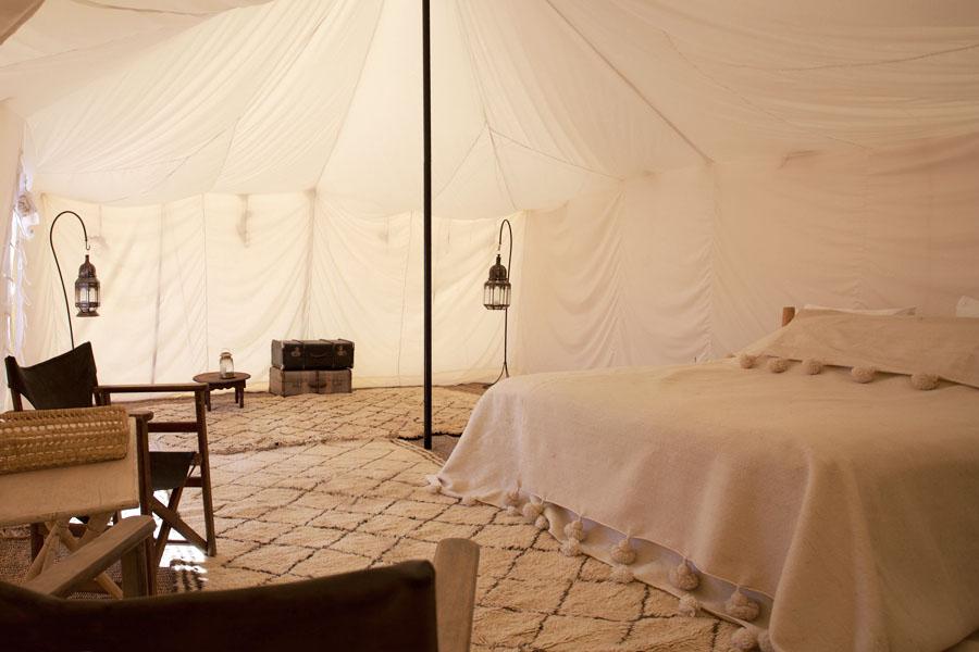 """""""Maure Suite"""" tent"""
