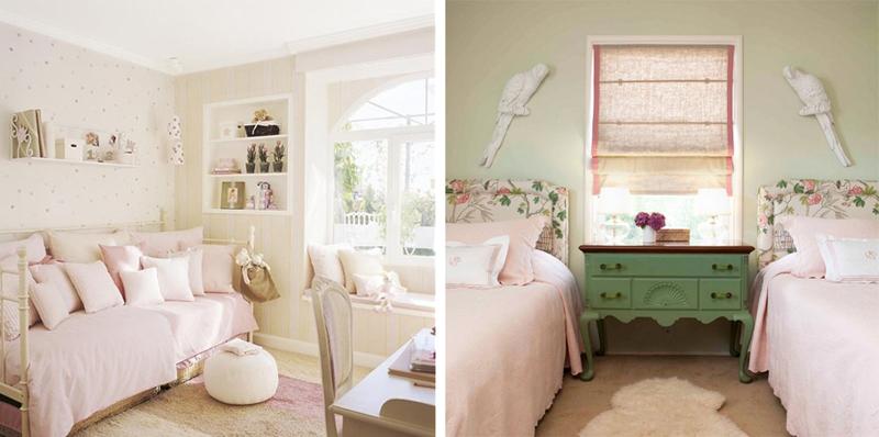 Детская девочки в Романтическом стиле от студии интерьеров W Interiors: