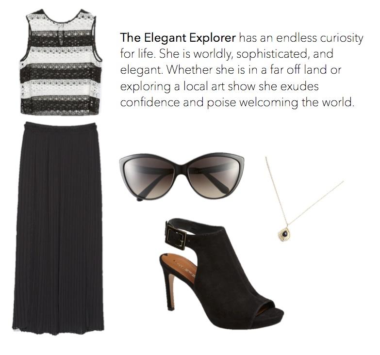 The Elegant Explorer
