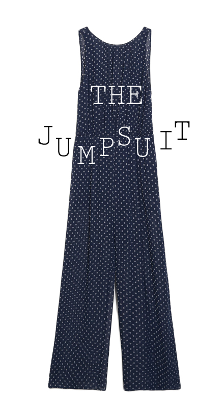 the jumpsuit