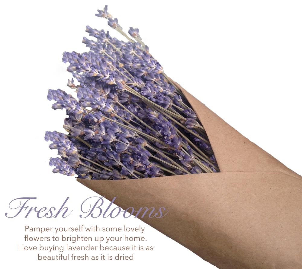 Simple Indulgence | Buy Yourself Flowers