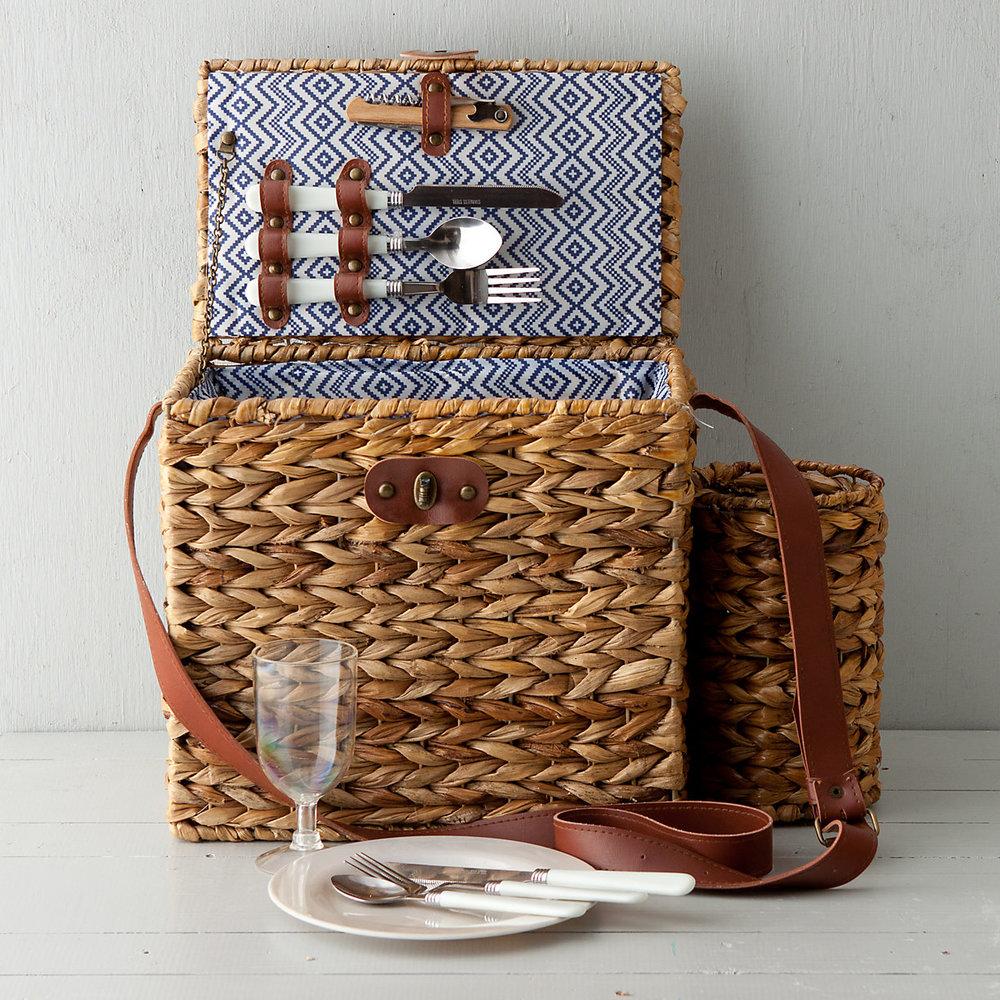 Picnic for Two Basket Kit