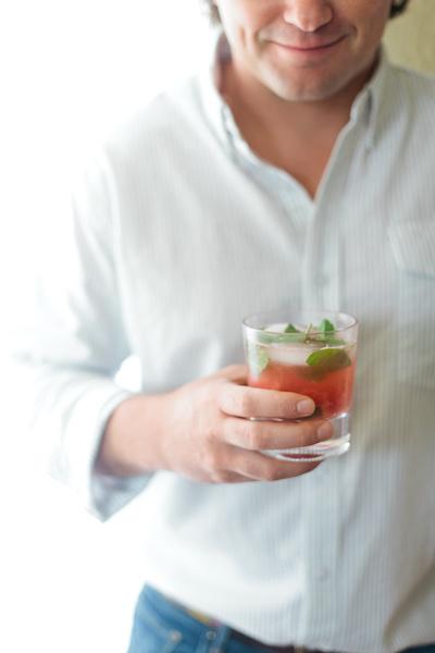Summer Melon Cocktail