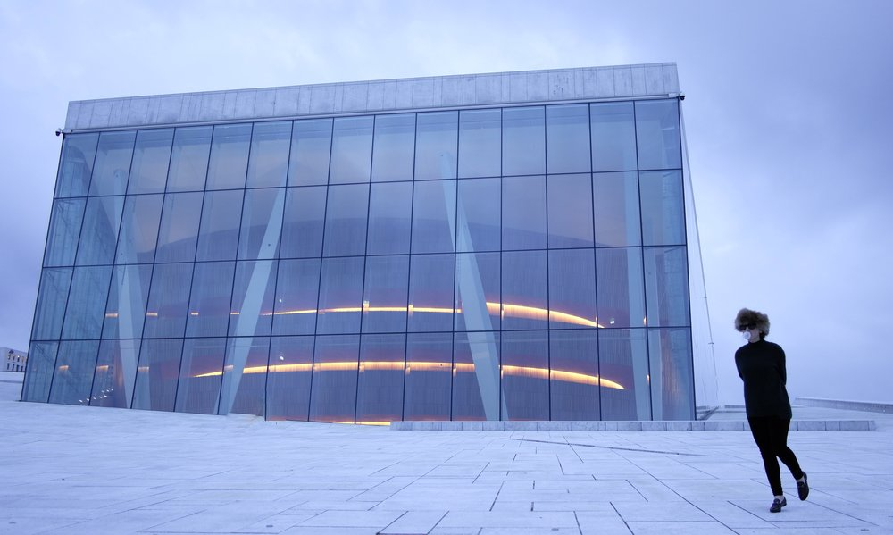 THE NORWEGIAN NATIONAL OPERA & BALLET • OSLO, NORWAY PHOTOGRAPHER: MARK GROENVELD