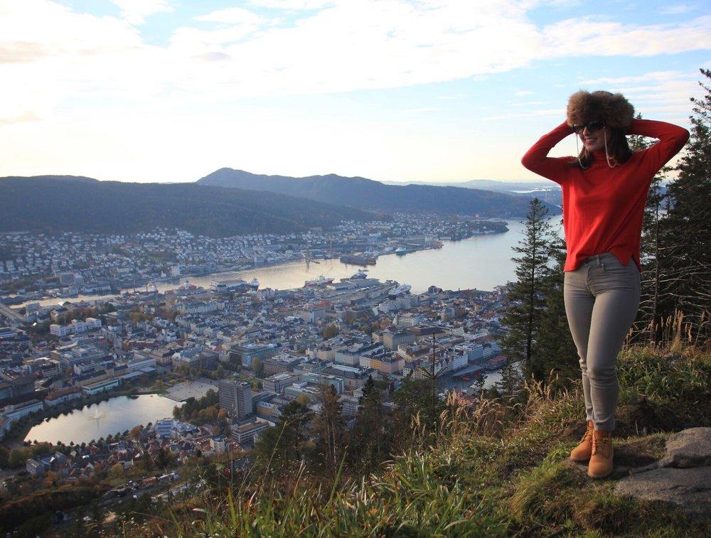 FLØYEN • BERGEN, NORWAY PHOTOGRAPHER: LUIS HABERSETZER