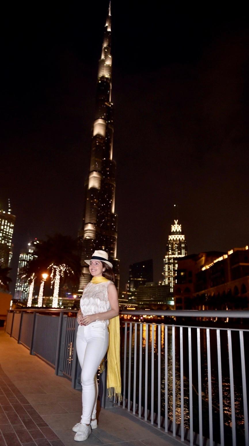 BURJ KHALIFA • DUBAI, UAE PHOTOGRAPHER: ALI AJAME