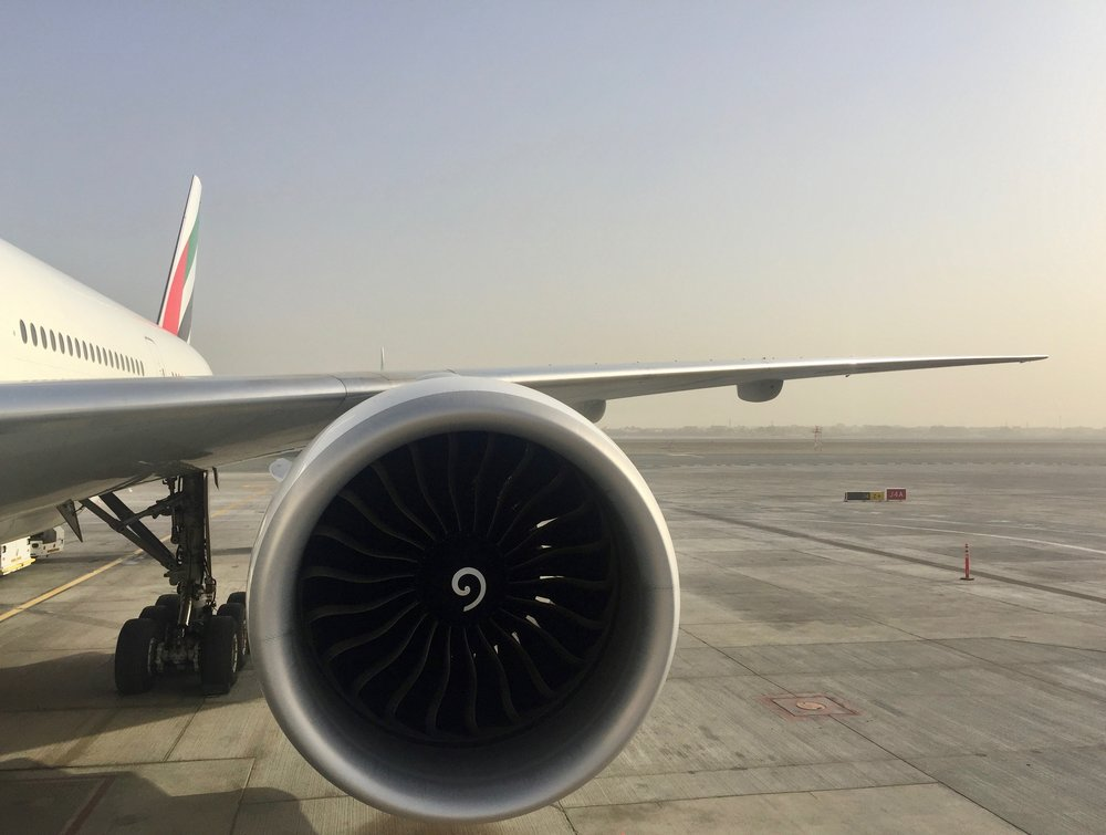 EMIRATES AIRLINE • DUBAI INTERNATIONAL AIRPORT PHOTOGRAPHER: [iamvalmira]