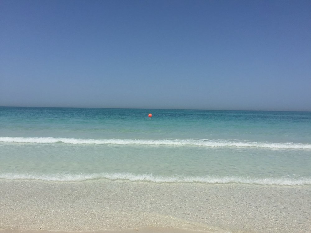 SAADIYAT BEACH • ABU DABHI, UAE PHOTOGRAPHER: [iamvalmira]