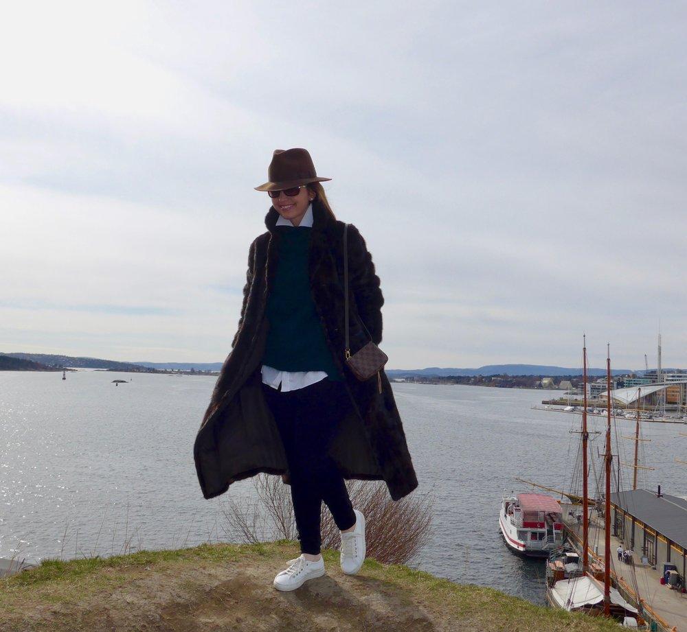 AKERSHUS FORTRESS • OSLO, NORWAY PHOTOGRAPHER: EDUARDO G. PEREIRA