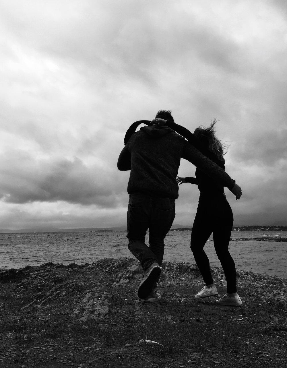 HUK BEACH • OSLO, NORWAY PHOTOGRAPHER: [self-timer]