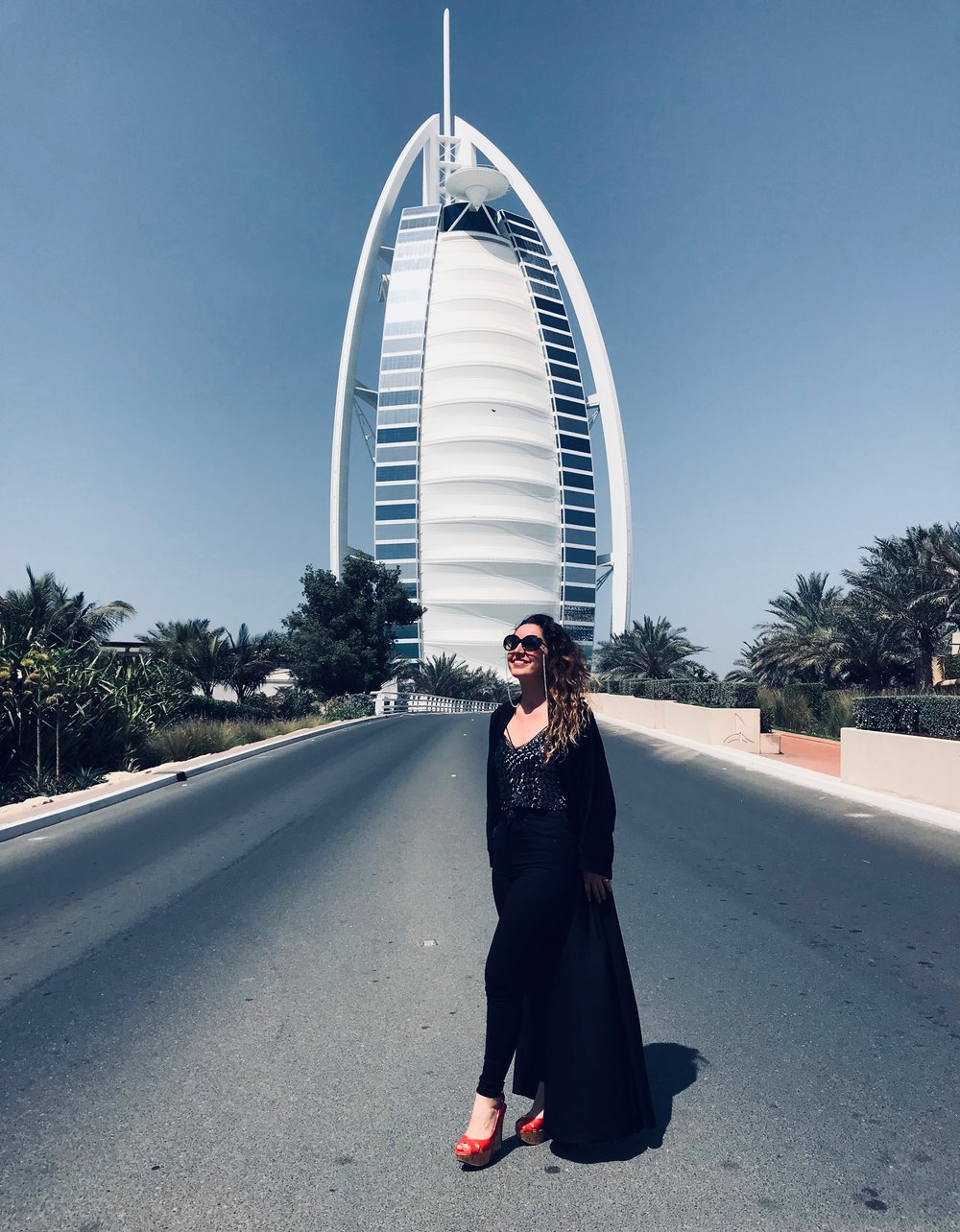 BURJ AL ARAB • DUBAI, UAE PHOTOGRAPHER: AMIBOLE