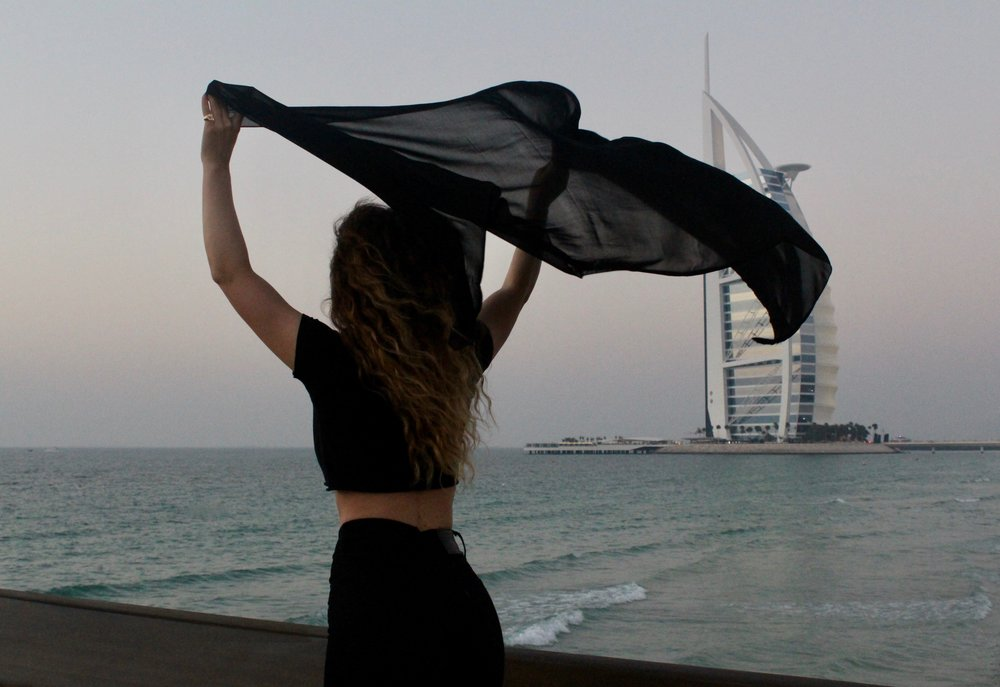 MADINAT JUMEIRAH • DUBAI, UAE PHOTOGRAPHER: VINJAMURI SRIRAM DUTT