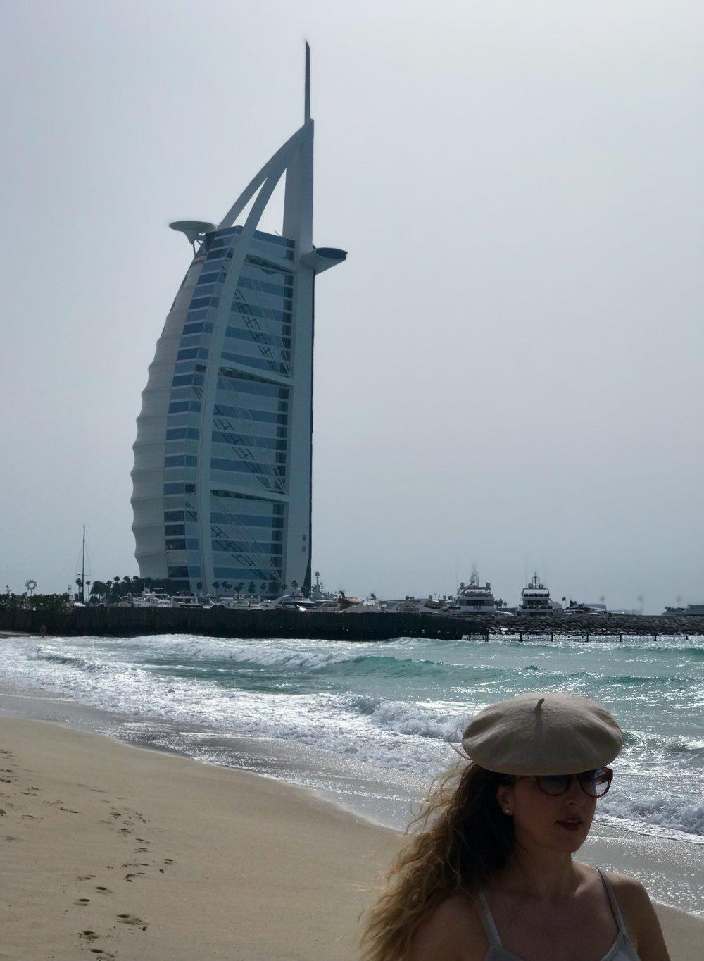 JUMEIRAH BEACH • DUBAI, UAE PHOTOGRAPHER: NATALIA