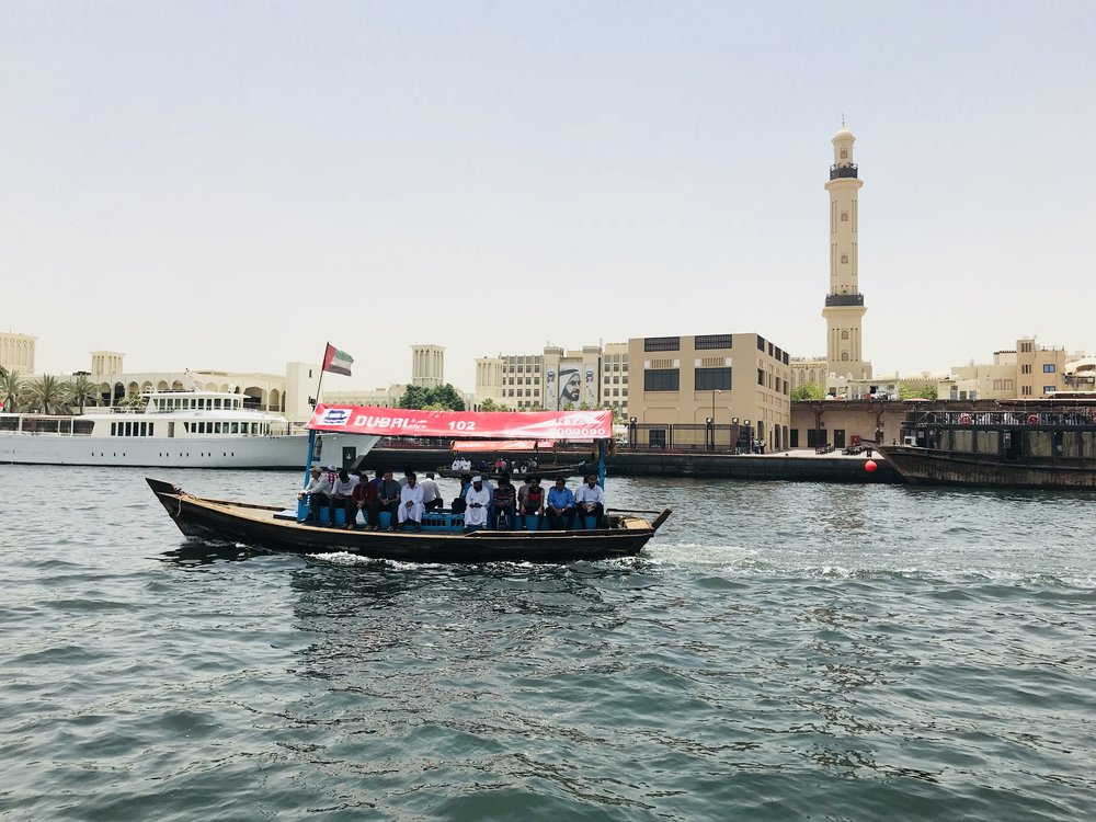 DUBAI CREEK • DUBAI, UAE PHOTOGRAPHER: [iamvalmira]