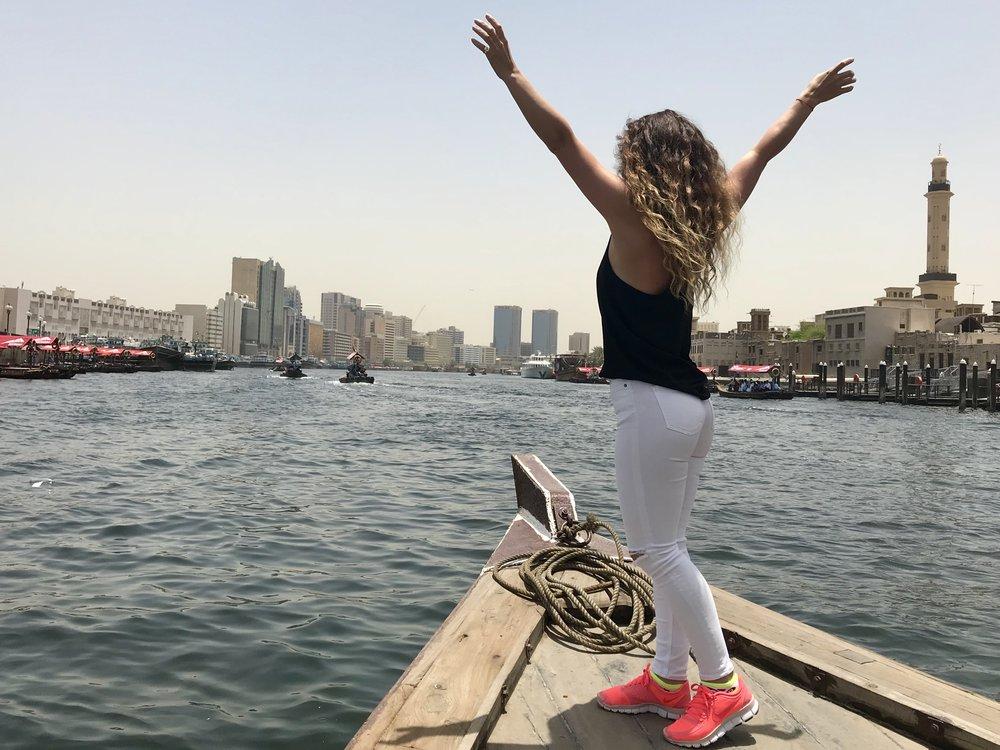 DUBAI CREEK • DUBAI, UAE