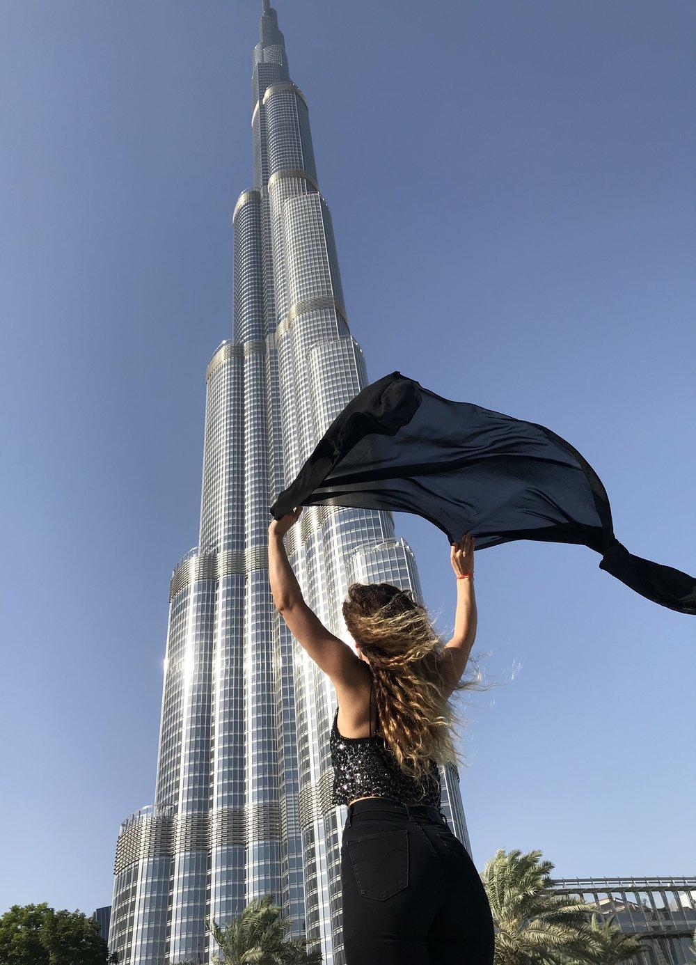 BURJ KHALIFA • DUBAI, UAE PHOTOGRAPHER:CED