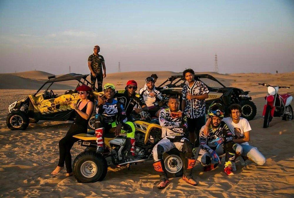 LEHBAAB DESERT • DUBAI, UAE PHOTOGRAPHER: AZIZ KHAN