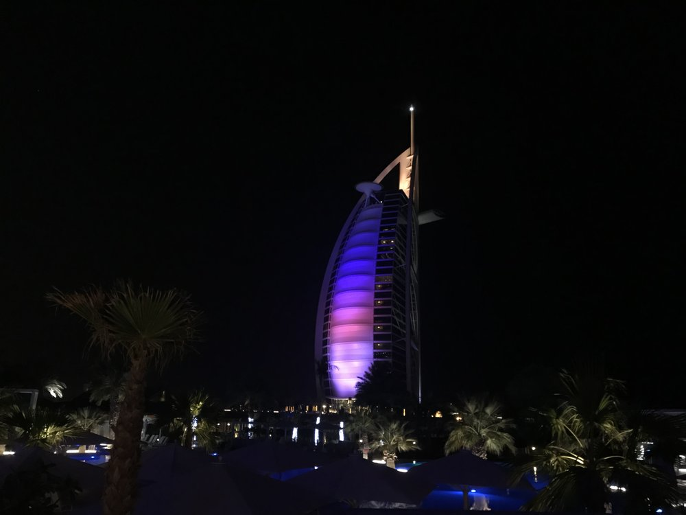 JUMEIRAH BEACH HOTEL • DUBAI, UAE PHOTOGRAPHER: [iamvalmira]