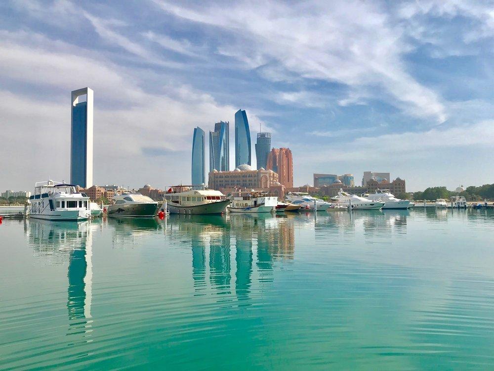 EMIRATES PALACE MARINA • ABU DHABI, UAE PHOTOGRAPHER: [iamvalmira]