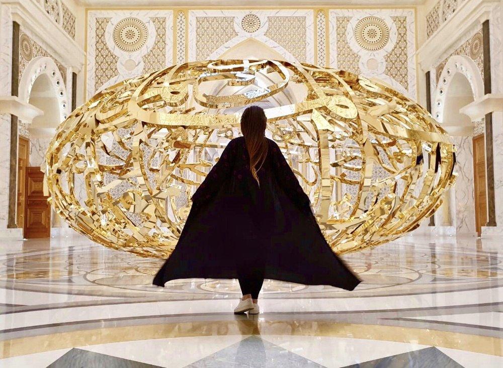 QASR AL WATAN • ABU DHABI, UAE PHOTOGRAPHER: KENNEDY
