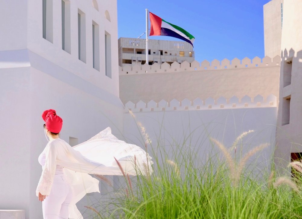 QASR AL HOSN • ABU DHABI, UAE PHOTOGRAPHER: SUROOR