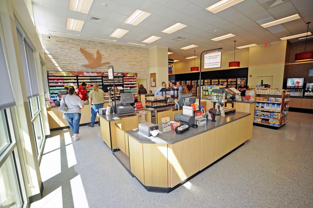 Convenience Store EMI Industries