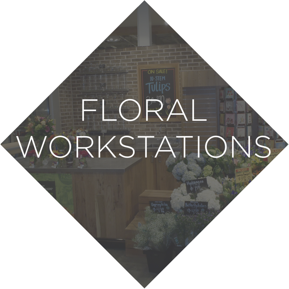 Floral Workstations