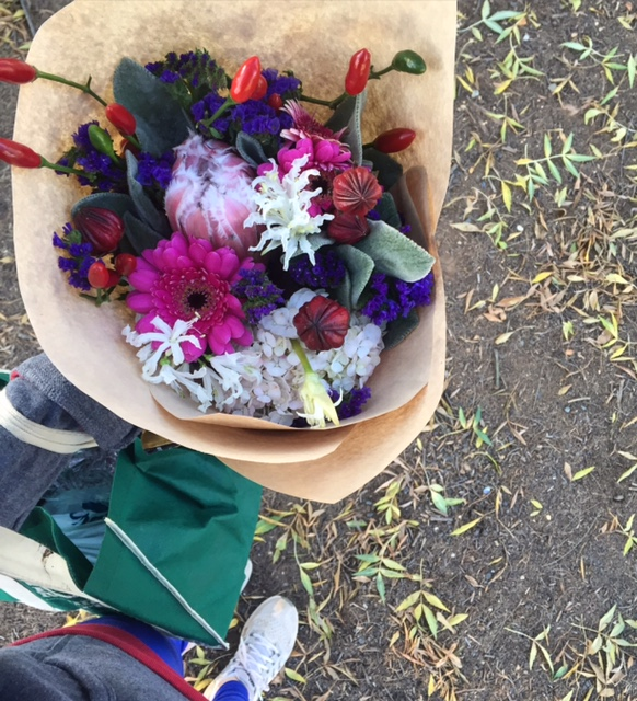 Pick up your fresh flowers and goodies at the Capital Region Farmers Markets
