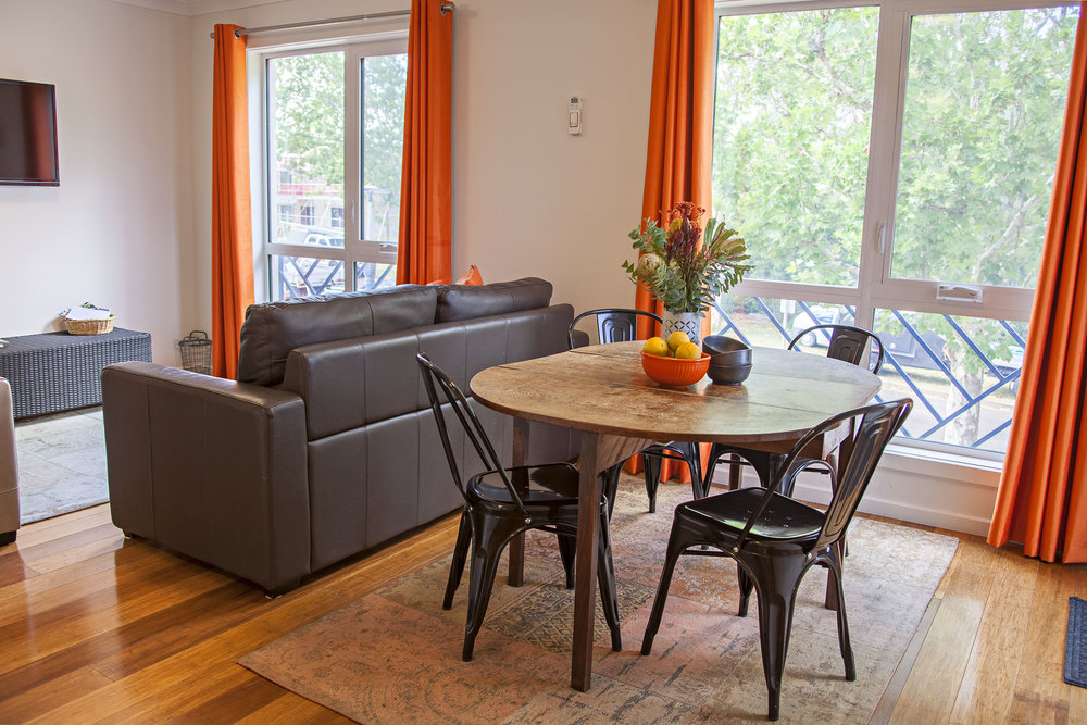 Unique serviced apartments in Canberra