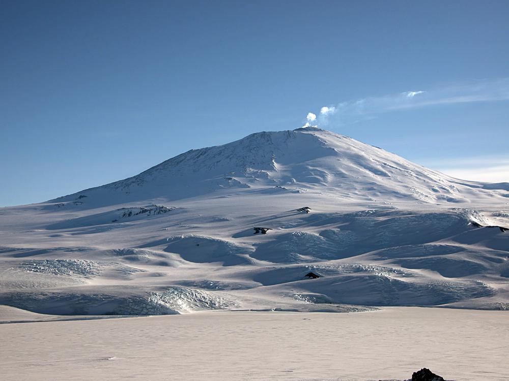 Mt. Erebus