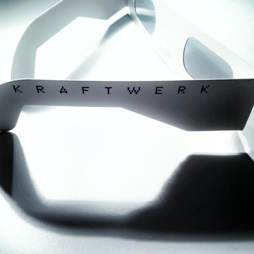 Kraftwerk en 3D_Selfzine