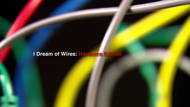 I Dream of Wires: Hardcore Edition_Selfzine