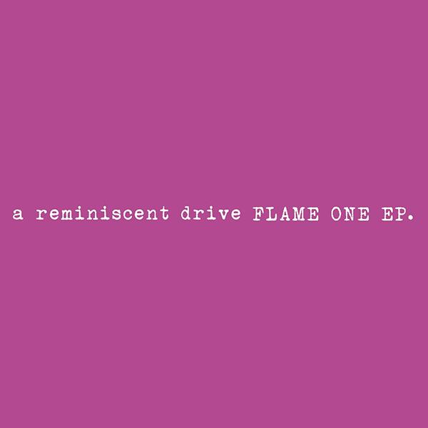 A Reminiscent Drive_Selfzine