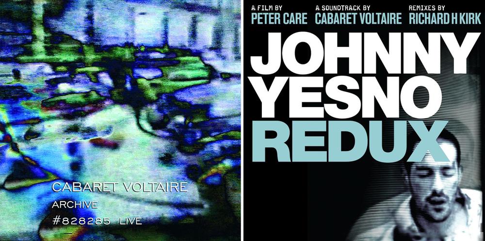 Cabaret Voltaire_Selfzine