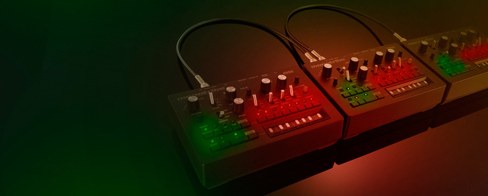 Korg Monotribe Analogue Ribbon Station