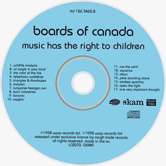 Boards of Canada_Selfzine