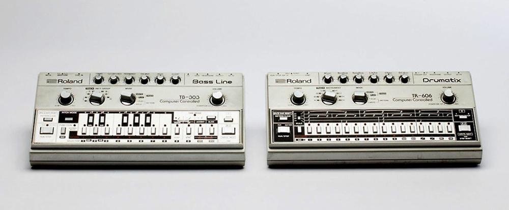TB-303 + TR-606