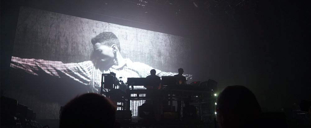 The Chemical Brothers / Foto Roger March