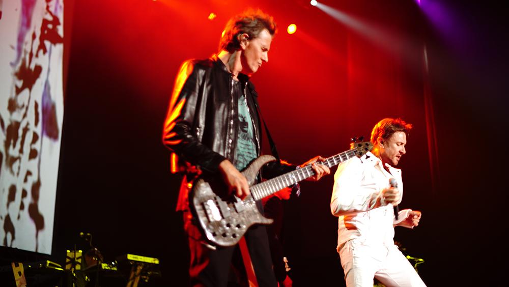 Duran Duran/  Foto  Roger March